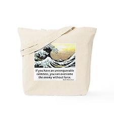 Unconquerable Tote Bag