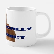 Politically Uncorrect Finge 20 oz Ceramic Mega Mug