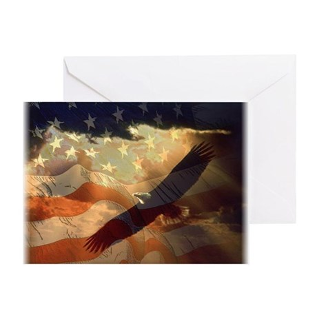 The American Print Greeting Card