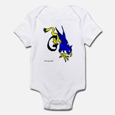 G is for Gryphon Infant Bodysuit