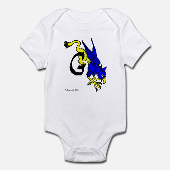 G is for Gryphon Infant Bodysuit
