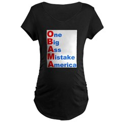 One Big Ass Mistake America T-Shirt