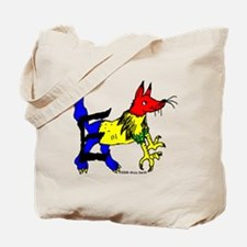 E is for Enfield Tote Bag