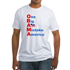 One Big A** Mistake America Shirt