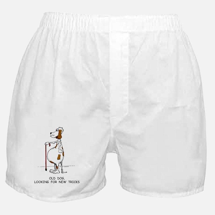 Boxer Shorts Old Dog
