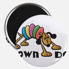 "Down Dog 2.25"" Magnet (100 pack)"
