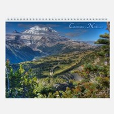 Mount Rainier I Wall Calendar