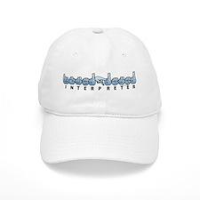 Interpreter Blue Baseball Cap