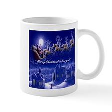 Merry Christmas! I Love You! Mug