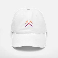 Sunset Crossed Rock Hammers Hat
