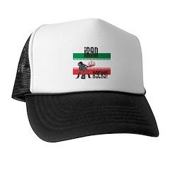 Iran Rocks Trucker Hat