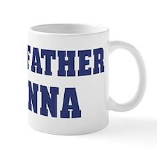 Proud Father of Anna Mug