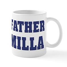Proud Father of Camilla Mug