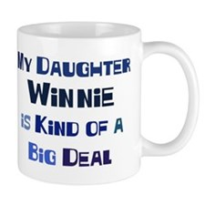 My Daughter Winnie Mug