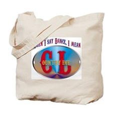 COUNTRY LINE DANCE Tote Bag