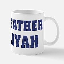 Proud Father of Aliyah Mug