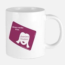 20 Librarians Priceless Mug 20 oz Ceramic Mega Mug