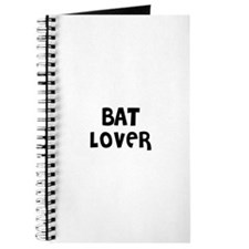 BAT LOVER Journal