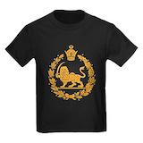 Persian Kids T-shirts (Dark)