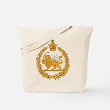 Persia Coat Of Arms Tote Bag