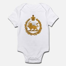 Persia Coat Of Arms Infant Bodysuit