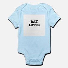BAT LOVER Infant Creeper