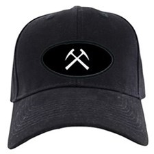 Crossed Rock Hammers Baseball Hat