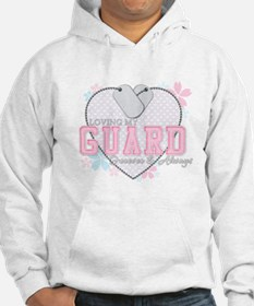 Loving My Guard Forever and A Hoodie