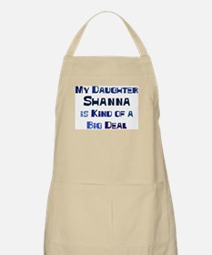 My Daughter Shanna BBQ Apron