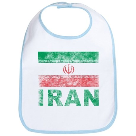Vintage Iran Bib