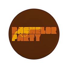 "Mafia Bachelor Party 3.5"" Button (100 pack)"