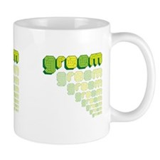 Green Groom Blox Mug
