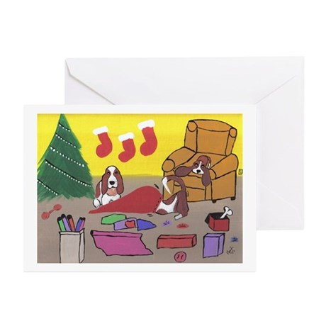 Wrappin Presents Greeting Cards (Pk of 10)