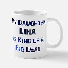 My Daughter Lina Mug