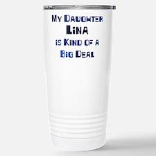 My Daughter Lina Travel Mug
