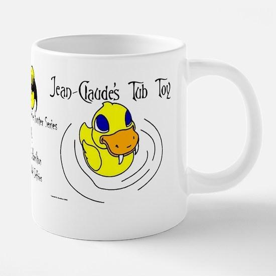 JCTubToy.png 20 oz Ceramic Mega Mug