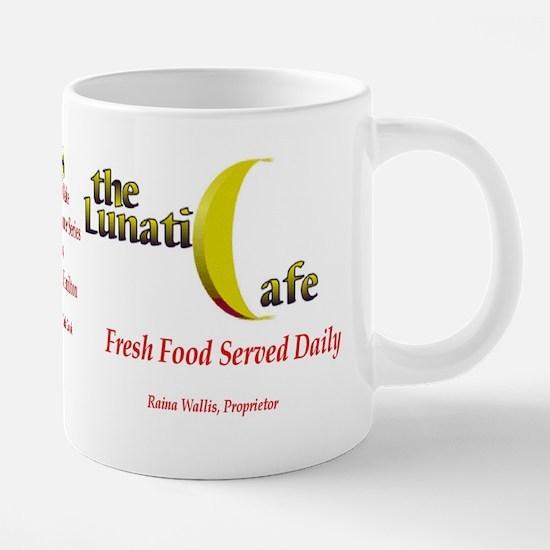 LunaticCafeCoffee.png 20 oz Ceramic Mega Mug