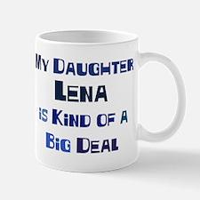 My Daughter Lena Mug