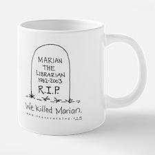 08 We Killed Marian Mug.png 20 oz Ceramic Mega Mug