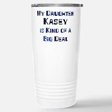My Daughter Kasey Travel Mug