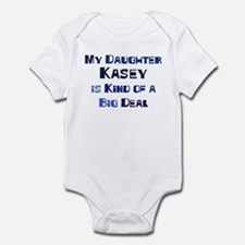 My Daughter Kasey Infant Bodysuit