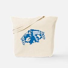 Gorilla Attack Tote Bag
