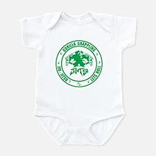 King Circle Jits Infant Bodysuit