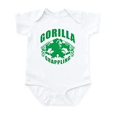 King Grapple Infant Bodysuit