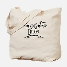 King Dylon Tote Bag