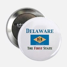 "Delaware 1st State 2.25"" Button (10 pack)"