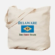 Delaware 1st State Tote Bag