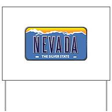 Nevada Yard Sign