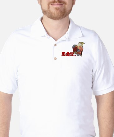 Pigsy Golf Shirt