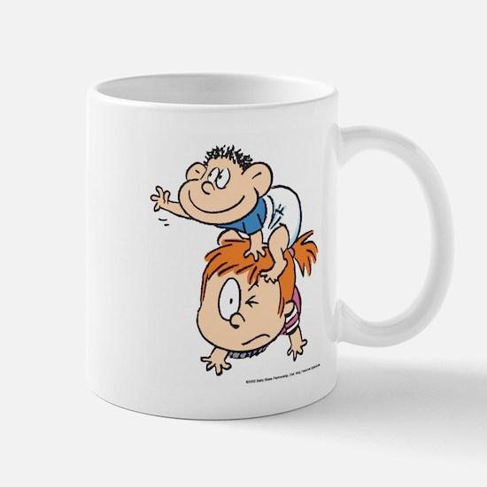 Zoe and Hammie Mugs